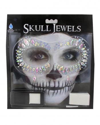 Skull Jewels Make-Up Kit