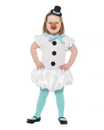 Snowgirl Kinderkostüm