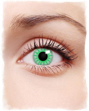 Solar Kontaktlinsen Grün