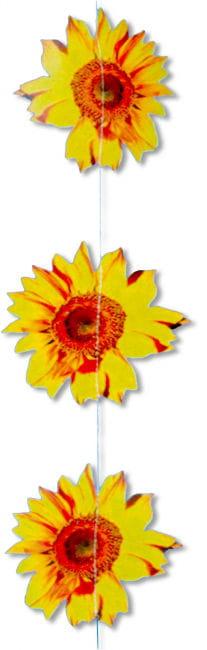 Sonnenblumen Girlande