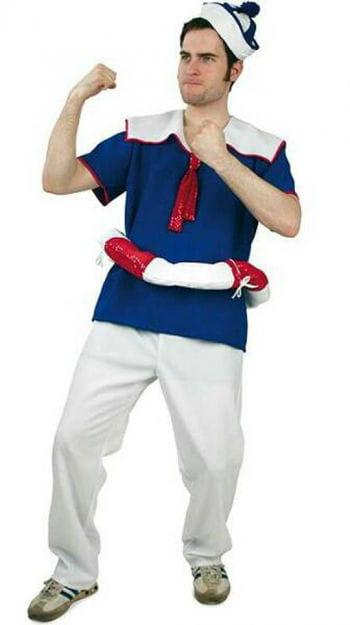 Matrosen Kostüm mit Schleife