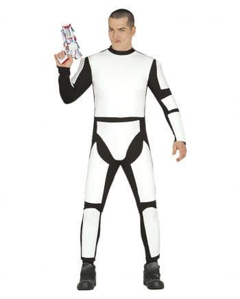 Space Soldat Herrenkostüm