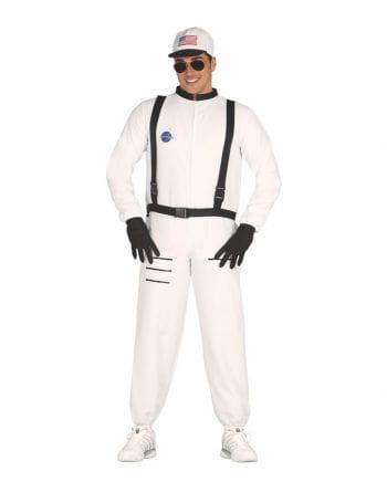 Space Commander astronaut costume