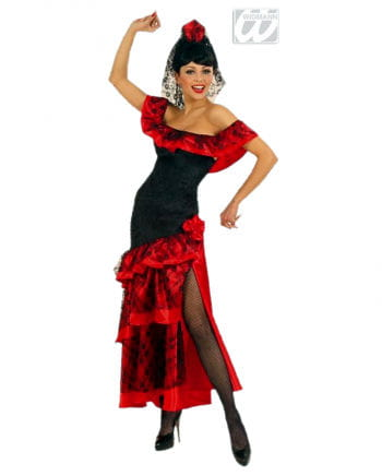Spanish Dancer Costume