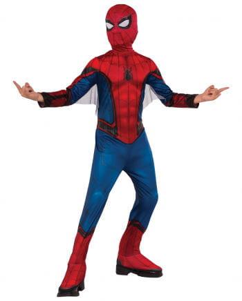 Spiderman Kinderkostüm mit Maske