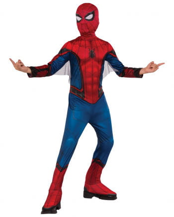 Spiderman children costume with mask