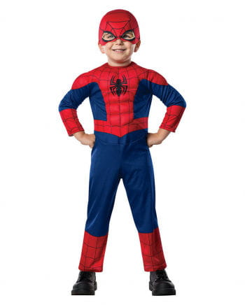 Spiderman muscle tinker costume