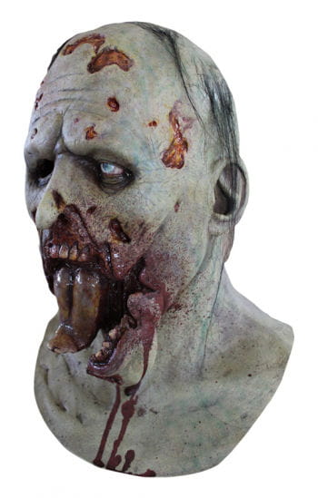 Splatter Face Zombie Mask