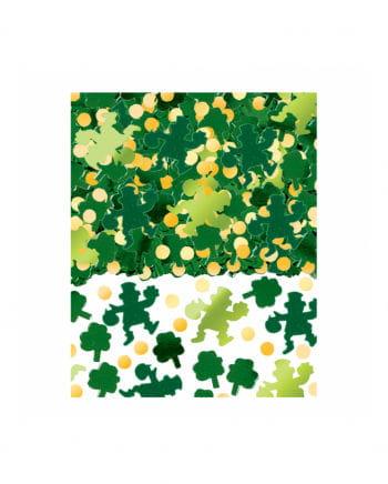 St. Patrick's Day Shamrock Confetti