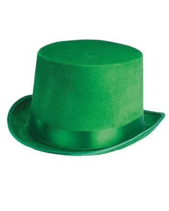 St. Patricks Day velvet cylinder
