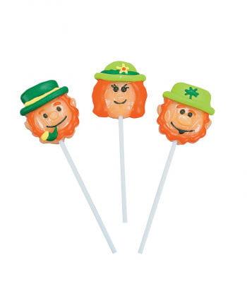 St Patricks Day Leprechaun lollipop