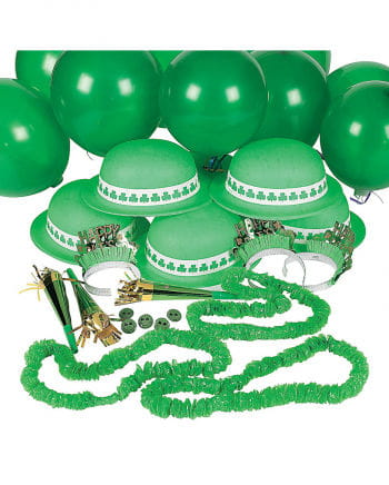 St Patricks Day party assortment