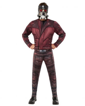 Star-Lord costume with mask