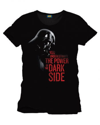 Star Wars T-Shirt Darth Vader Dark Side
