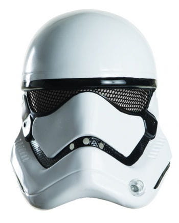 Stormtrooper children half mask