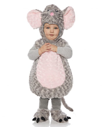 Cute Mouse Costume For Toddlers