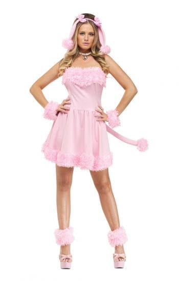 Sweet poodle costume