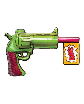 Joker Revolver inflatable