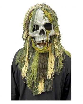 Sumpf Zombie Maske