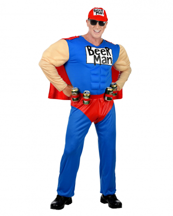 Super Beer Man Kostüm