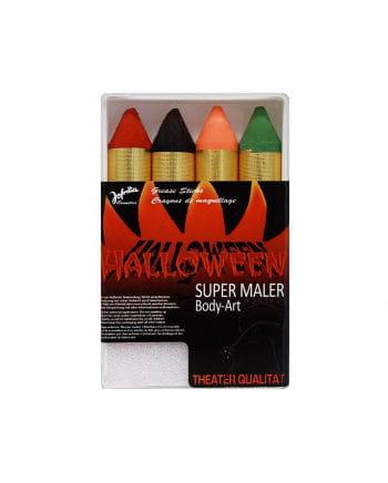 Super Painter Makeup pins fall colors