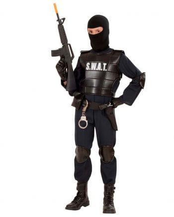 S.W.A.T. Officer Kinderkostüm