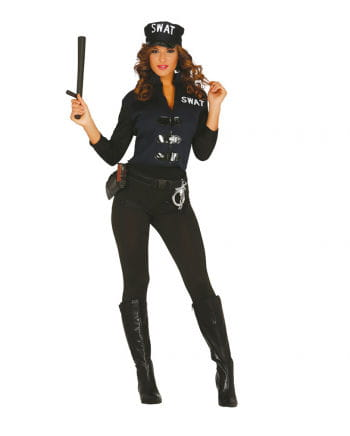 SWAT Ladies Costume