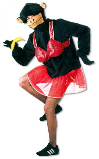 Affentänzerin Kostüm XXXL