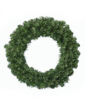 Realistic fir wreath 50cm