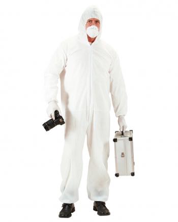 Crime Scene Cleaner Costume