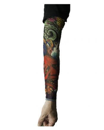 Tattoo Sleeves Devil