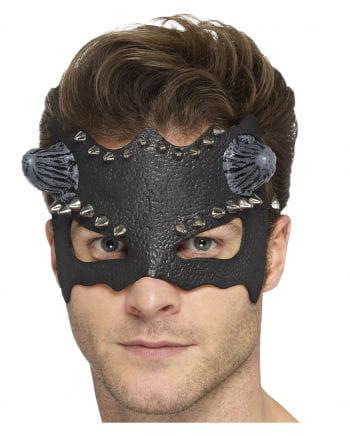 Demon Eyes Mask Black