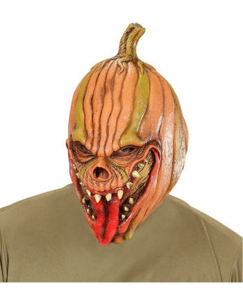 Devil's Pumpkin Mask