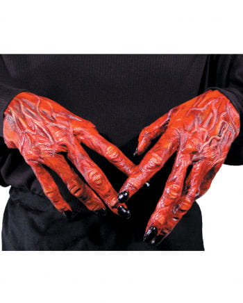 Devil Hands Latex