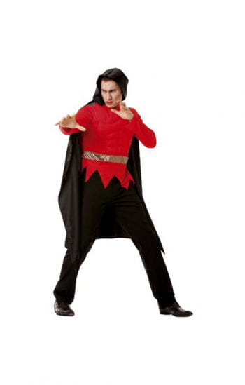 Devil´s Costume With Muscle Shirt