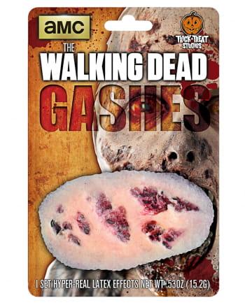 The Walking Dead Zombie Wunden Applikation