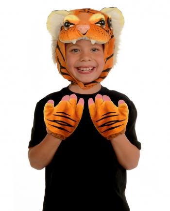 Tiger Costume Set For Children