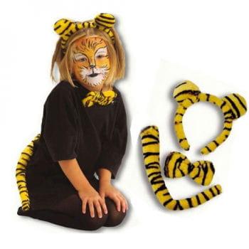 Tiger Set 3 PCS