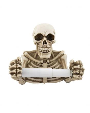 Toilet Paper Holder Skeleton