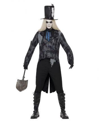Gravedigger costume | Caretaker suit for Halloween | horror-shop.com