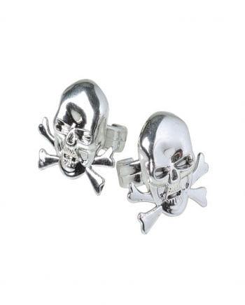 Totenkopf Ringe
