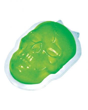 Halloween PuddingformTotenkopf