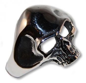 Skull Ring Stainless Steel