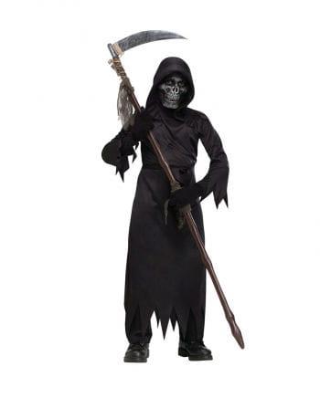 Totenschädel Reaper Kinderkostüm