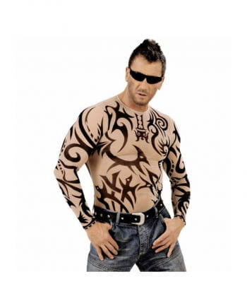 Tribal Tattoo-Shirt
