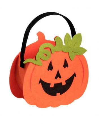Trick or treat pumpkin handbag