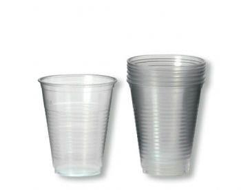 Transparent cup 0,2l 100 St.