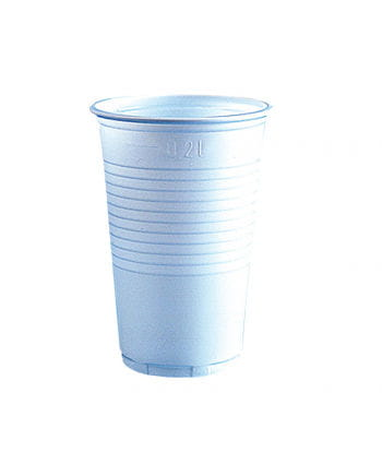 Cup white 0,2l 100 St.