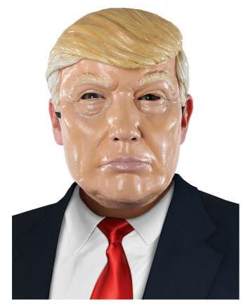 Trump Half Mask PVC