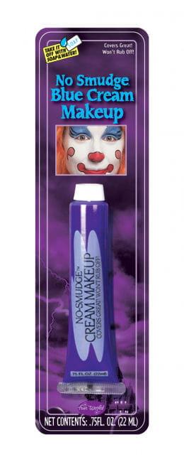 Tube Creme Make-Up blau